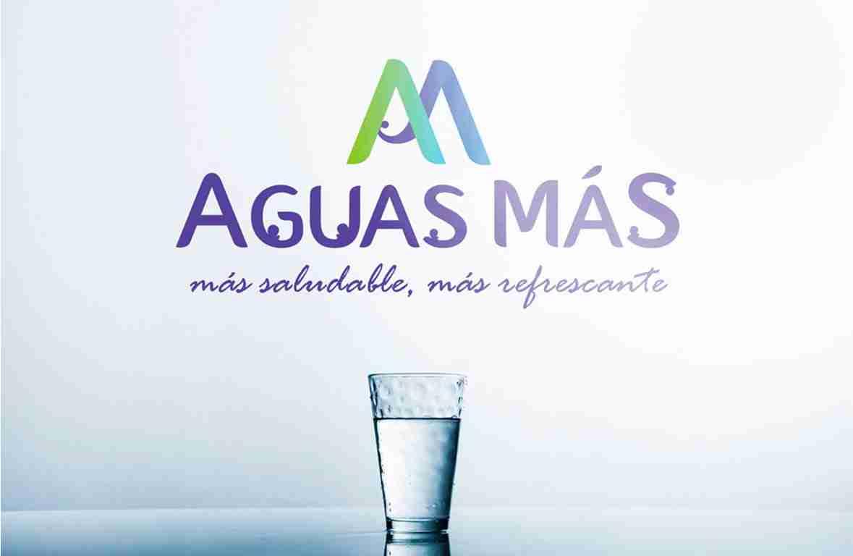 Logotipo para Aguas Mas